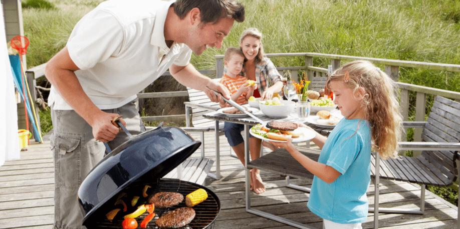 Avantage barbecue charbon