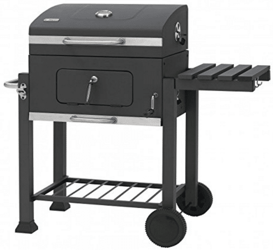 Test barbecue au charbon de bois toronto Tepro 1061