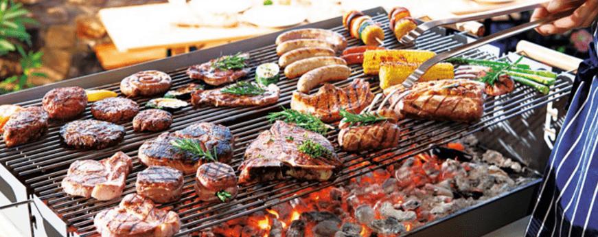 Utilisation barbecue charbon