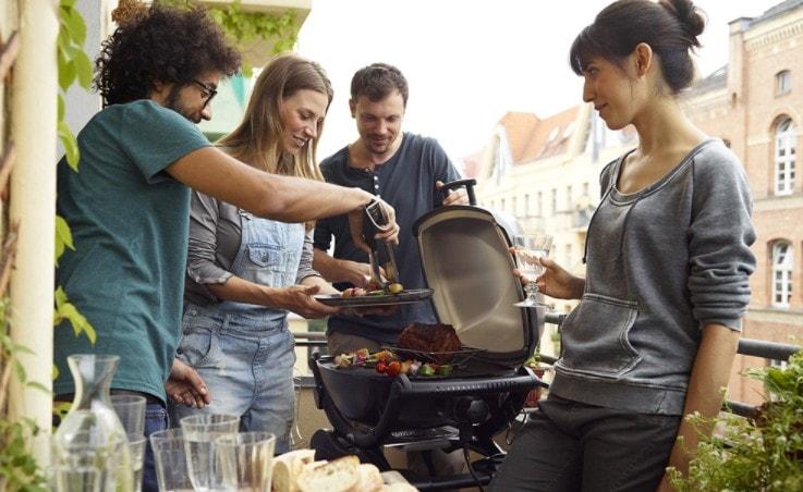 avantages barbecue electrique