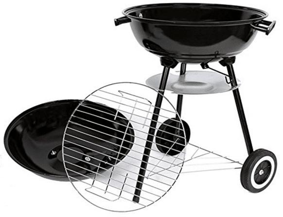 test barbecue BBQ Jardin Sell-tex