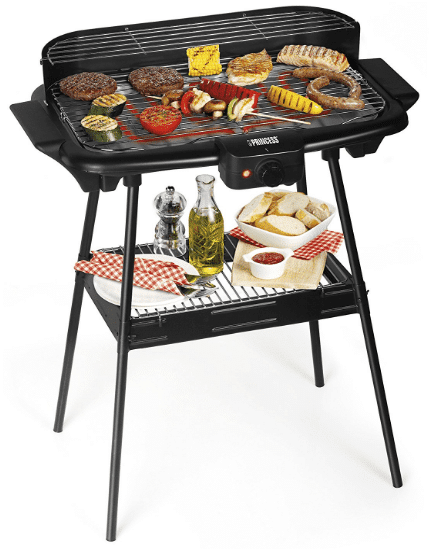 test Barbecue electrique Princess 01112247