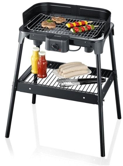 barbecue sur pieds Severin 2792