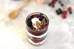 recette yaourt caramel chocolat