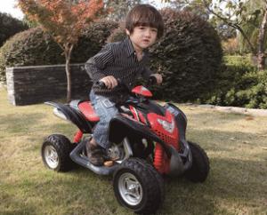 Meilleur quad électrique enfant 36 v