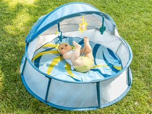 Meilleure tente de plage bébé
