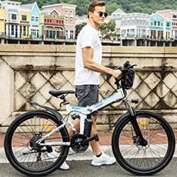 Test avis vélo électrique speedrid vtt