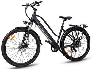 Test et avis sur le vélo électrique Macwheel 28