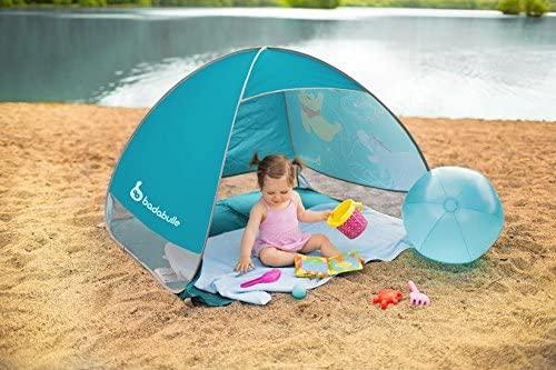 Tente de plage pliable