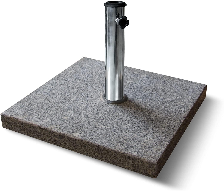 Pied de parasol en granit Paramondo
