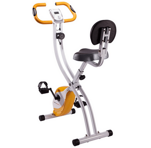 Test et avis sur le vélo d'appartement pliable avec dossier Ultrasport F-Bike