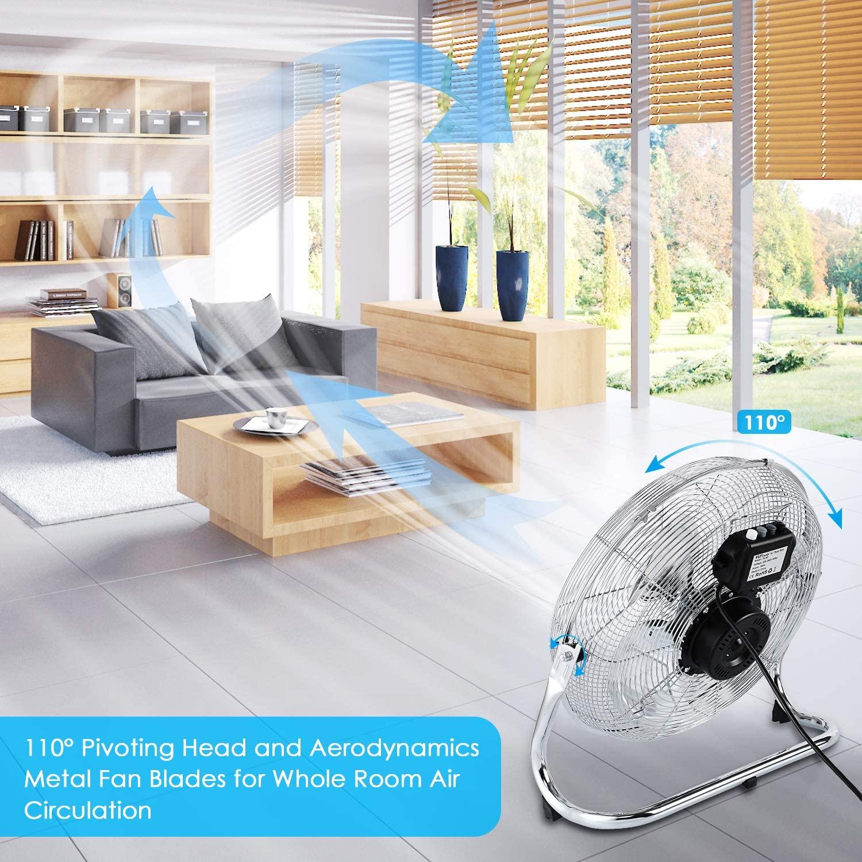 Ventilateur de sol MVPower