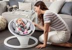 Comparatif pour choisir la meilleure balancelle bébé