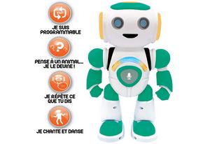 Test et avis sur le robot Lexibook Jr.ROB20FR