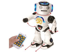 Test et avis sur le robot Lexibook Powerman ROB50FR